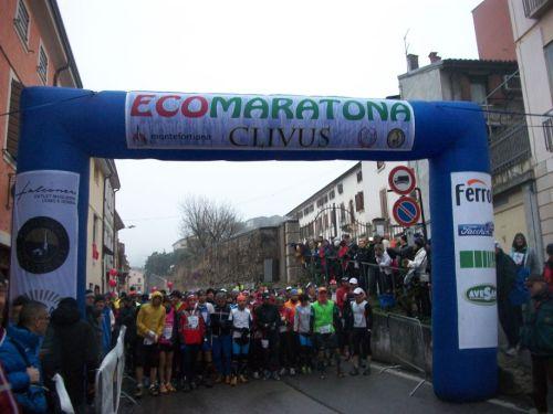 Partenza Ecomaratona