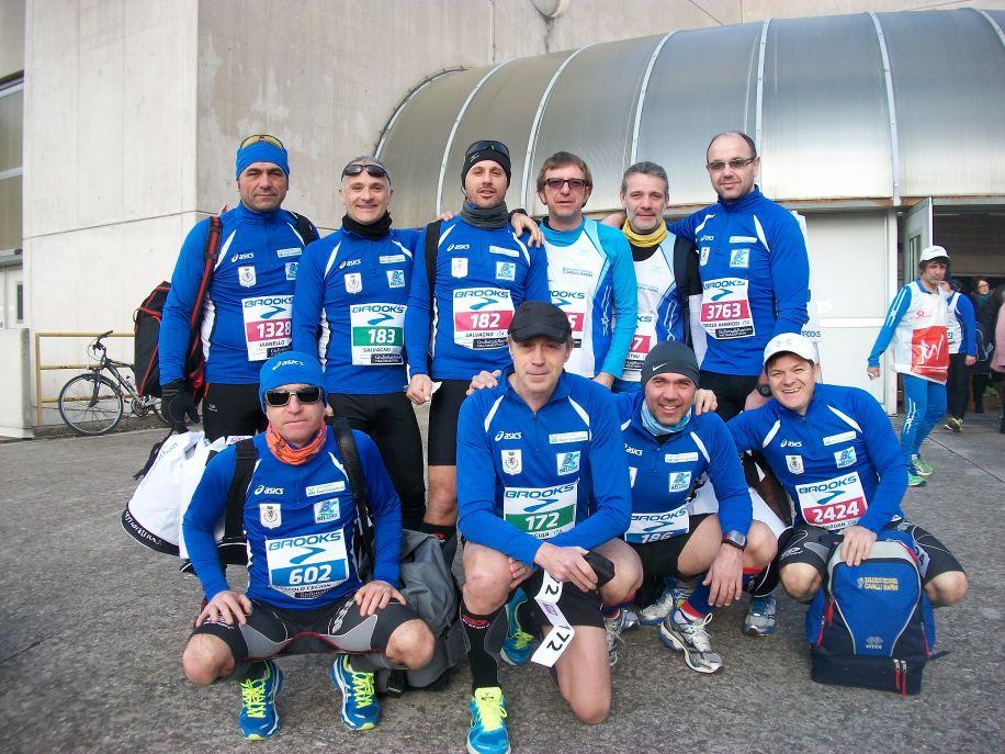 Cavalli Marini alla Giulietta e Romeo Half Marathon a Verona 2013