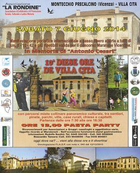 10 Ore de Villa Cita