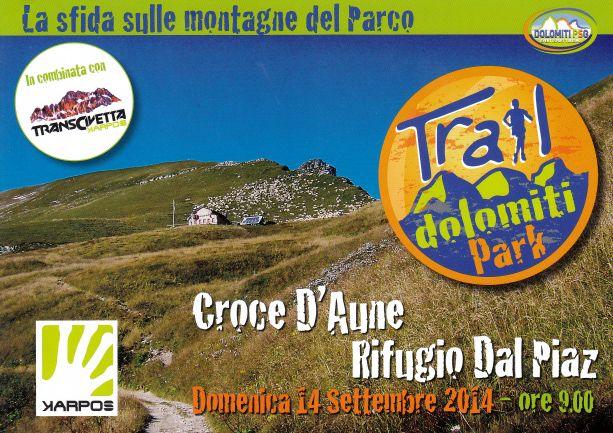 5 Trail Dolomiti Park