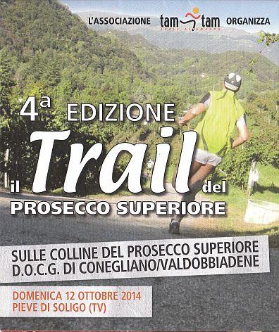 Trail del Prosecco
