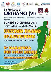 Orgiano 2014