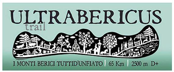 Logo ULTRABERICUS TRAIL KM. 65 D 2.500