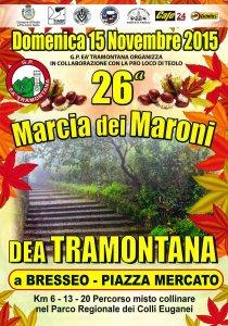 Marcia dei Marroni